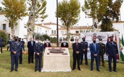 Una placa recuerda en Tablada el 130º Aniversario del primer partido de futbol disputado en España